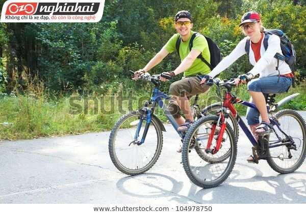 Chia sẻ hành trình của những người đạp xe 1