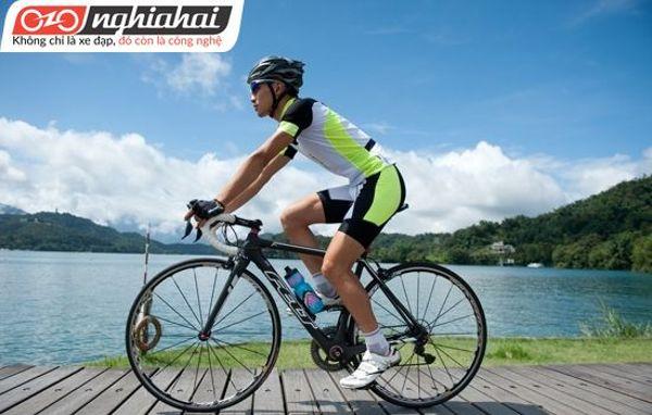 Đánh giá về xe đạp đô thị tiện nghi 3
