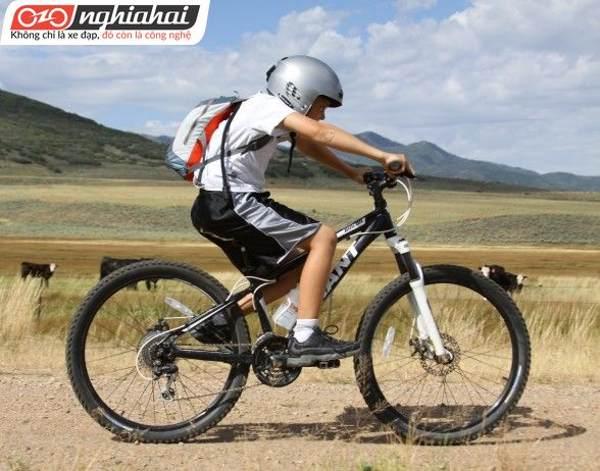 Cách có cảm giác thoải mái khi đạp xe 1