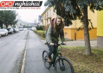 Đánh giá xe đạp Nakita Spider 5.5 3