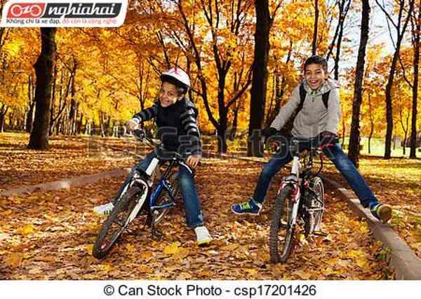 Tìm hiểu phanh tay ở xe đạp trẻ em 1