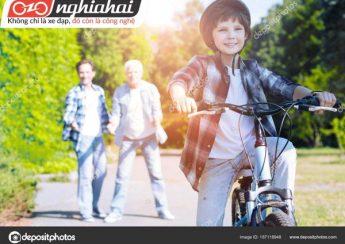 Tìm hiểu phanh tay ở xe đạp trẻ em 3