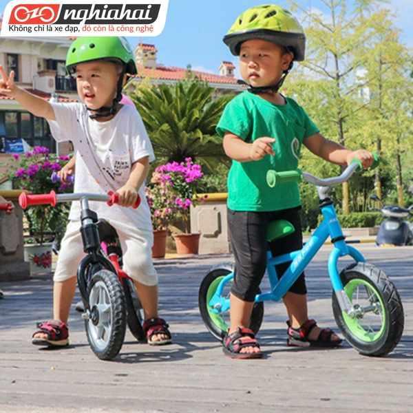 Dạy trẻ đạp xe trong thành phố 2