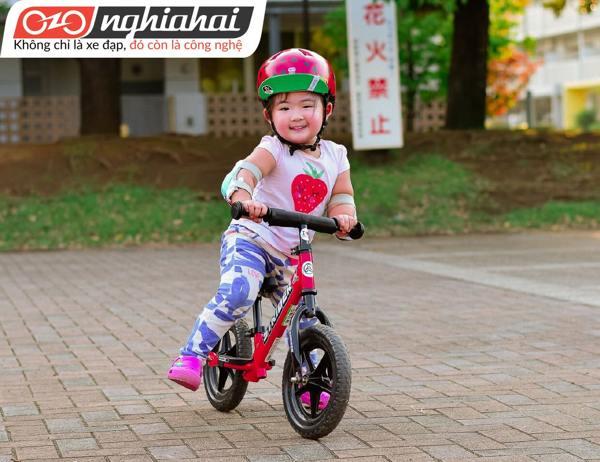 Xe đạp trẻ em phiên bản hợp kim nhôm 1