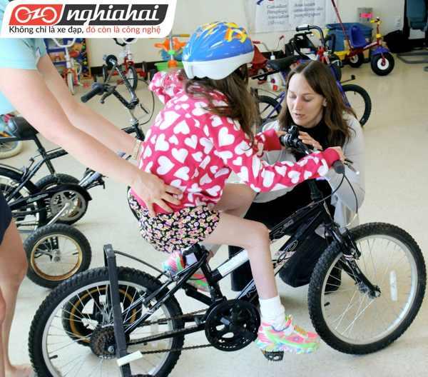 Xe đạp trẻ em phiên bản hợp kim nhôm 2