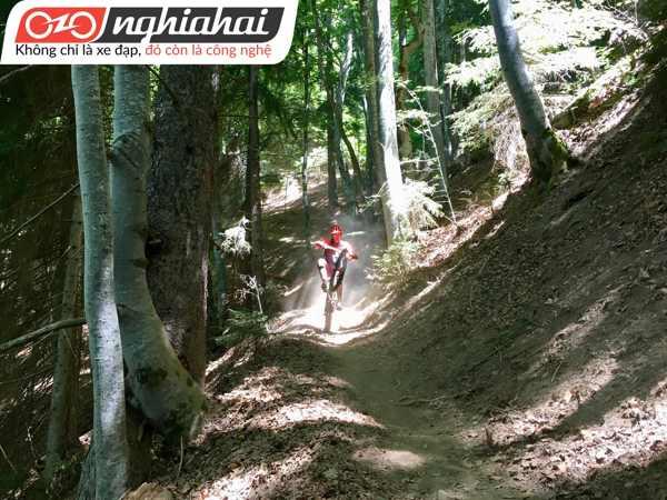 Mũ bảo hiểm xe đạp mọi địa hình Bontrager Rally 2