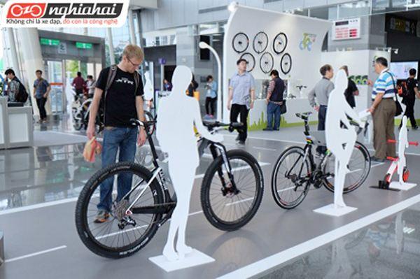 Tìm hiểu bộ sang số của xe đạp đường bộ 1
