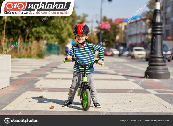 Xe đạp gấp dành cho trẻ em 1