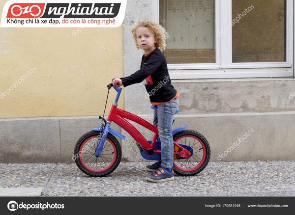 Xe đạp gấp dành cho trẻ em 2