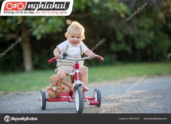 Phụ kiện đặc biệt của mẫu xe đạp tốc độ 2