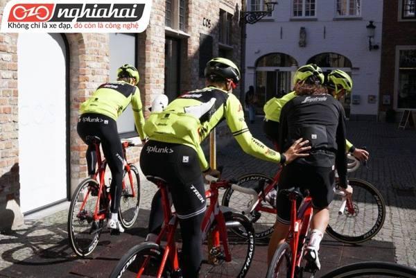 Thử thách đạp xe trực tuyến của Apple 2