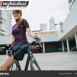 Tour giải đấu xe đạp đảo Iki 3