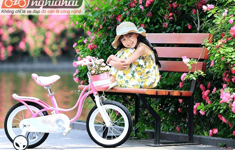 Xe đạp trẻ em nhập khẩu có những ưu điểm gì 3