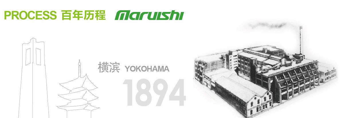 123 năm lịch sử của xe đạp Nhật Maruishi 1