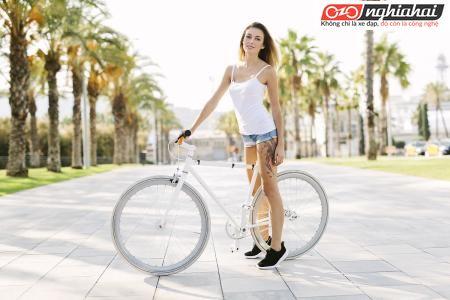 xe đạp thể thao đep
