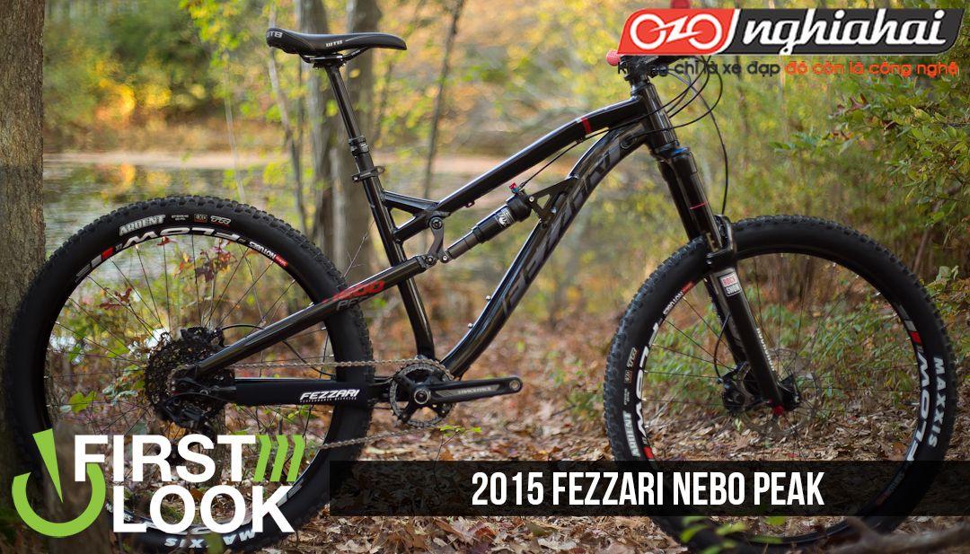 Ấn tượng đầu tiên về xe đạp Fezzari Wiki Peak Comp 1