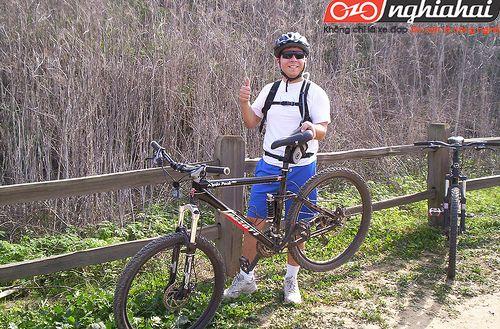 Ấn tượng đầu tiên về xe đạp Fezzari Wiki Peak Comp 4
