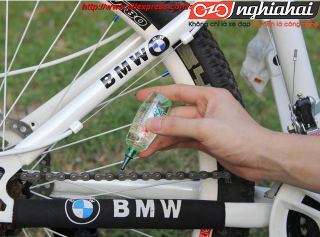 Bảo trì xe đạp địa hình 1