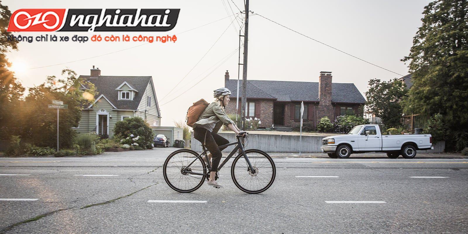 Giá xăng tăng cao, xe đạp ngày càng được ưa chuộng 1