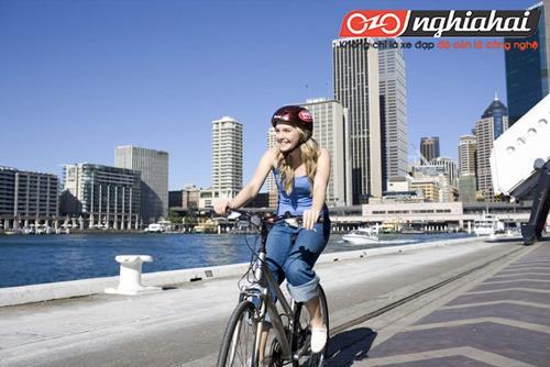 Hành trình đi phượt bằng xe đạp thể thao 1