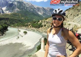 Hành trình đi phượt bằng xe đạp thể thao 3
