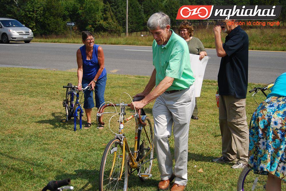 Những chiếc xe đạp cho Nicaragua 1