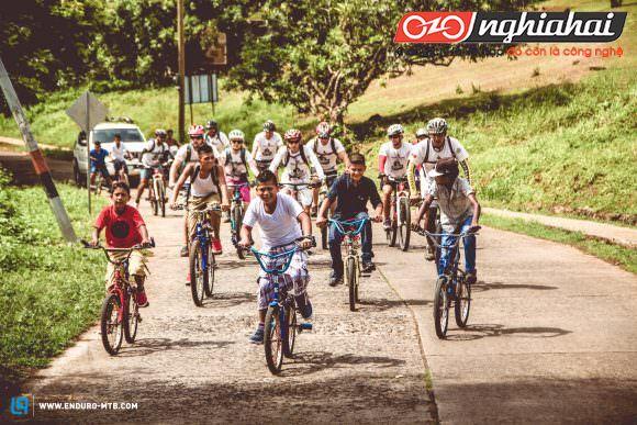 Những chiếc xe đạp cho Nicaragua 2