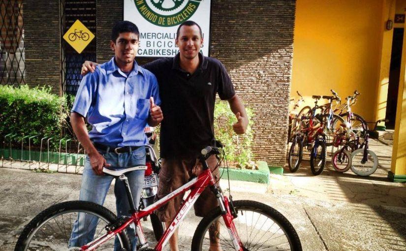 Những chiếc xe đạp cho Nicaragua 3