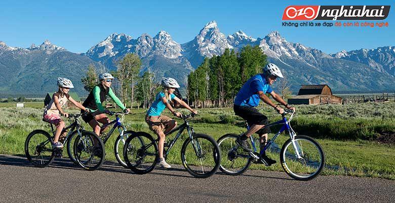 Tham vọng du lịch bằng xe đạp 1