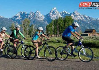 Tham vọng du lịch bằng xe đạp 5