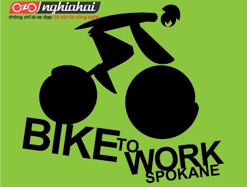 Tuần lễ Đạp xe đi làm Spokane 5