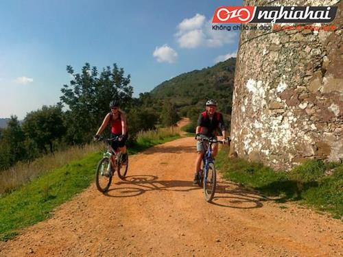 Xe đạp du lịch tại Hà nội 1