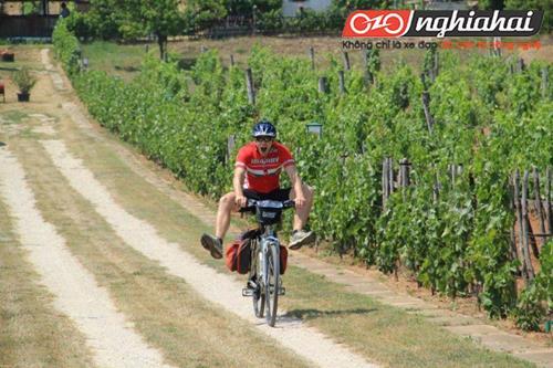Xe đạp du lịch tại Hà nội 2