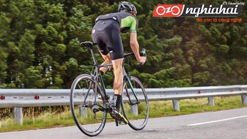 Các lỗi cơ bản khi luyện tập xe đạp thể thao 1