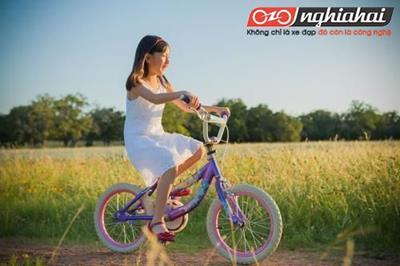 Kinh nghiệm chọn mua xe đạp trẻ em 1