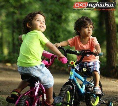 Kinh nghiệm chọn mua xe đạp trẻ em P2 3