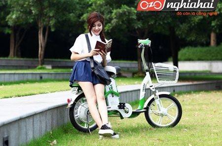 Xe đạp điện dành cho học sinh 1