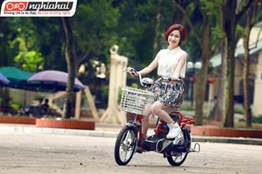 Lý do vì sao xe đạp điện được ưa chuộng đến thế3