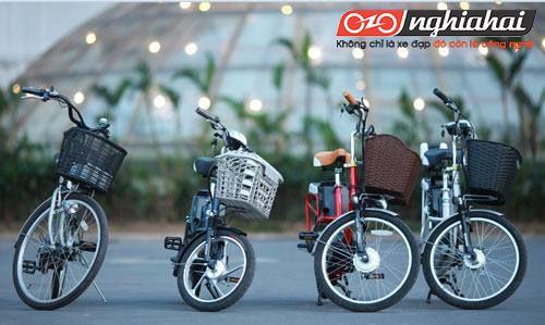 Xe đạp điện NISHIKI thời trang hấp dẫn giới trẻ3