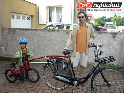 Ghế ngồi của trẻ em dành cho xe đạp 1