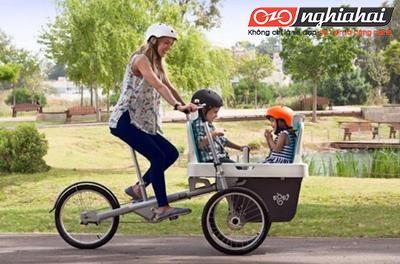 Ghế ngồi của trẻ em dành cho xe đạp 2