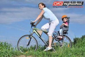 Ghế ngồi của trẻ em dành cho xe đạp 3