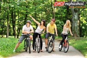 Lợi ích bất ngờ khi sử dụng xe đạp thể thao 3