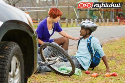 Xử lý tai nạn khi đạp xe đạp địa hình 1