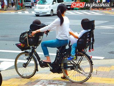 Xe đạp Trẻ em Nhập khẩu Nhật Bản có gì đặc biệt 2