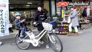 Xe đạp Trẻ em Nhập khẩu Nhật Bản có gì đặc biệt 3