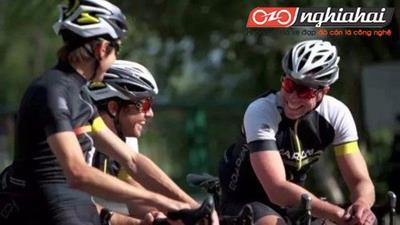 Bạn có biết tại sao chúng tôi thích đạp xe không?
