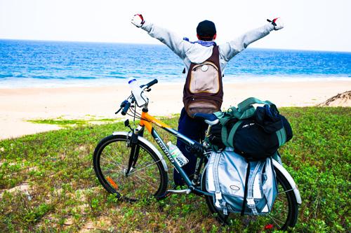 Du lịch cùng xe đạp địa hình 2