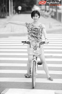 """Hiện nay đang thịnh hành """"ngôn ngữ tay khi đạp xe"""", bạn có thể dùng không ?"""