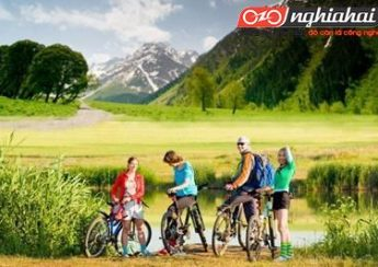 Vì sao nên du lịch bằng xe đạp?4